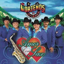 Nortenos De Ojinaga : Amor Con Sax CD