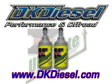 Rev-X RevX Two 8 Ounce Bottles of Ultimate Fuel Additive for Diesel Car & Truck