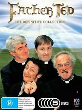 Father Ted The Definitive Collection Digipak 5-Disc Set Region 4 DVD VGC