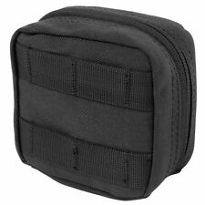 Condor MA77 4x4 Tactical Utility Pouch Black - Molle pack for tools, mags etc
