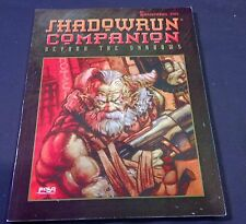 Shadowrun Companion Beyond the Shadows Sc Rpg Fasa 7905
