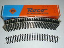 Roco HO Modell gleise 2,5 mm Schienen NS 4430/42223 R3  R415 mm ,12 Stck