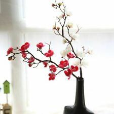 Artificial Cherry Blossoms Silk Sakura Fake Flowers Home Room Decoration Wedding