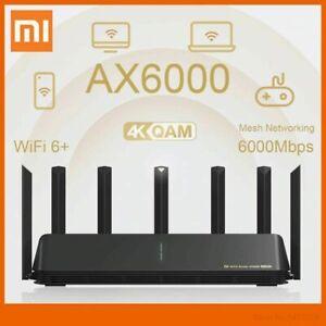 Xiaomi AX6000 AIoT Router 6000Mbs WiFi6 VPN 512MB Qualcomm CPU Mesh Repeater