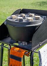 Feuertopf Tisch fe45 von  Petromax für den Dutch Oven