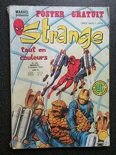STRANGE N° 106   5 OCTOBRE 1978  LUG EDITIONS   MARVEL