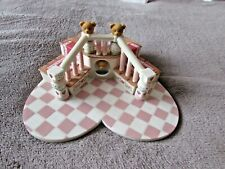 Cherished Teddies Sweetheart Ball Base only
