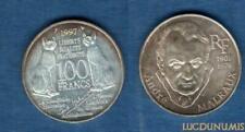 Pièces de monnaie françaises de 100 francs 100 Francs sur Malraux