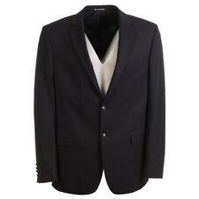 BRUNO SAINT HILAIRE Jacket Navy 3 Pocket Size 54 / UK 44R RRP £299 BW 440