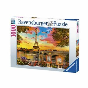 Ravensburger - The Banks of the Seine 1000pc - Jigsaw Puzzle