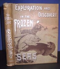 FAMOUS ARCTIC VOYAGES_FRANKLIN NW PASSAGE_JEANNETTE_NANSEN_COOK_POLAR EXPEDITION