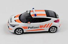 """Hyundai Veloster """"Polizei Schweiz / Swiss Police"""" 2012 (Premium X 1:43 / D0272)"""