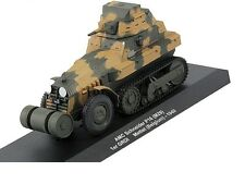 AMC Schneider P16 (M29) 1ère GRDI - VEHICULE MILITAIRE IXO 1/43 WW2- TANK M5