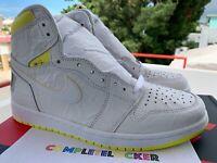 New Nike Air Jordan 1 Retro High First Class Flight 555088-170 Mens Shoes SZ 12