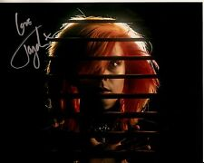 TOYAH WILLCOX hand-signed STUNNING 8x10 COLOR CLOSEUP authentic w/ UACC RD COA