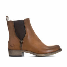 Womens Rocket Dog Camilla Bromley Boots In Brown