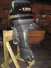 "2002 Yamaha 250HP outboard motor 250TXRA 25"" OX66 Excellent condition 225HP"