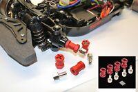 1/10 Rc Car Wheel Hex Extenders 12mm For Hpi Rs4 Sprint2 Tamiya tt01e tt02