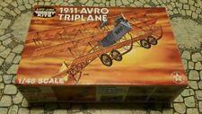 Life-Like 1/48 1911 Avro Triplane