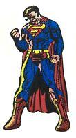 SUPERHERO SUPERMAN BATMAN WONDER WOMAN CAPTAIN AMERICA EMBROIDERED IRON ON PATCH