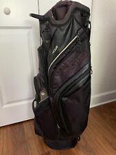 Used OGIO Pisa Golf Cart Bag 15-Way Top