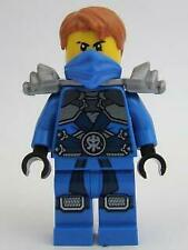 LEGO Ninjago Jay Rebooted with Stone Armour Minifigure (Bagged)