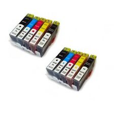10x Druckerpatronen für HP 364XL 364 XL  D5445 D5460