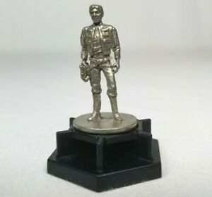 Trivial Pursuit Star Wars Classic Trilogy Replacement Han Solo Token Pewter Pawn