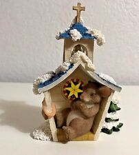Charming Tails Quiet As A Church Mouse Ec