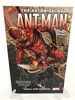 Astonishing Ant-Man Volume 2 Small-Time Criminal Marvel Comics TPB Paperback New