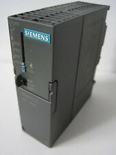 Siemens Simatic s7 s7-300 CPU 314 unidad central 6es7 314-1ag13-0ab0 e-Stand: 1
