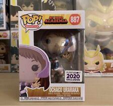 Funko POP! #887 Ochaco Uraraka Funimation 2020 Exclusive - MHA My Hero Academia