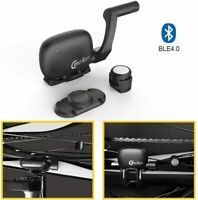 MEILAN C3 Bicycle Wireless Speed and Cadence Sensor, Bluetooth 4.0, for Bike Com