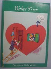 Walter Trier ~Zeichnungen  Eulenspiegel Verlag 1971 DDR GDR