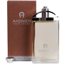 Aigner pour homme after shave 100 ml. for men in pellicola