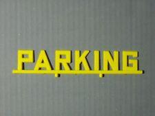 ENSEIGNE  PARKING  POUR  GARAGE  STATION  SERVICE  DEPREUX  SIO  VROOM   1/43
