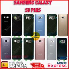 Tapa Trasera Para Samsung Galaxy S8 Plus G955 G955F Cubierta Bateria + Adhesivo