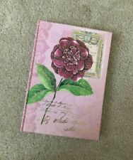 NEW | Flower Rose Lined Notebook