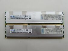 IBM 49Y1418 32GB 2 x 16GB PC3L-8500R DDR3 1066 ECC Registered Memory Kit Samsung