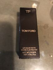 TOM FORD LIP COLOR MATTE 39 IN DEEP - NEW IN BOX - FULL SIZE .1oz/3g