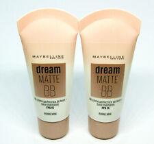 2 x MAYBELLINE dream MATTE BB CREME 8-EN-1  ABRICOT / APRICOT