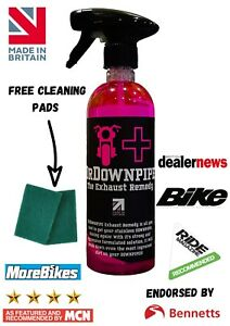 DrDownpipe Motorcycle Exhaust Cleaner Downpipe down pipe Cleaner Dr Downpipe