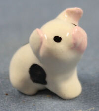 mini schwein tier porzellanfigur Porzellan figur hagen renaker 3