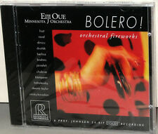 Reference Recordings RR-92CD: Bolero, Orch Fireworks - E. Oue - TAS 2000 USA SS