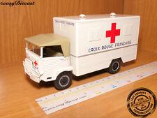 SIMCA CARGO 4x4 AMBULANCE 1:43 TRUCK CAMION FRANCE 1959
