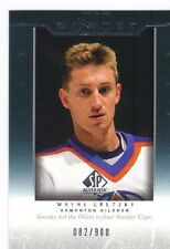 Wayne Gretzky, 2004 UD SP Honors Limited Edition, serial #082/900