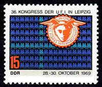 1516 postfrisch DDR Briefmarke Stamp East Germany GDR Year Jahrgang 1969