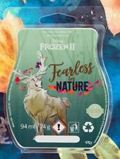 Scentsy Frozen 2 Wax Collection Limited edition fearless by nature