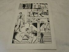 Marvel Captain America Issue #40 Page 5 Original Comic Book Art by Bob Layton