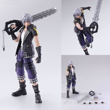 SQUARE ENIX KINGDOM HEARTS III Bring artists Riku PVC Action Figure Sora Disney